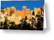 Bryce Canyon Panoramic Greeting Card