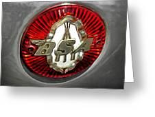 Bsa Badge Greeting Card