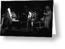 Bto Rock Spokane In 1976 Greeting Card