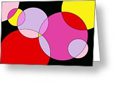 Bubble One Greeting Card