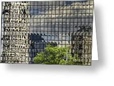 Buckhead Reflections Greeting Card