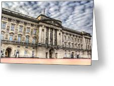 Buckingham Palace Greeting Card