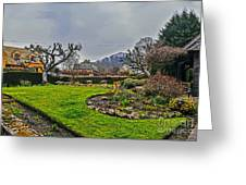 Buckland Garden Greeting Card
