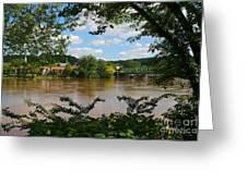 Bucks County Pennsylvania Greeting Card
