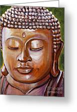Buddha 1 Greeting Card