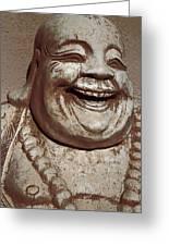 Buddha 15 Greeting Card
