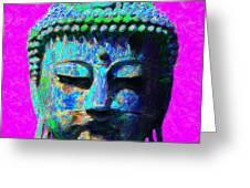 Buddha 20130130p76 Greeting Card