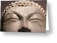 Buddha 6 Greeting Card