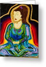 Buddha IIi Greeting Card