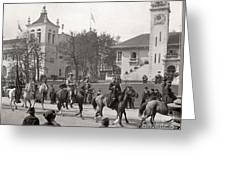 Buffalo Bill Columbian Exposition 1893 Greeting Card
