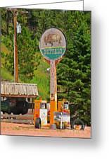 Buffalo Trading Post Greeting Card