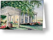 Buford House Greeting Card