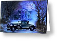 Buick 1930 Greeting Card