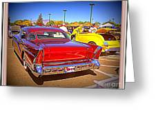 Buick Classic Greeting Card
