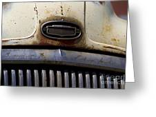 Buick Eight   #3829 Greeting Card