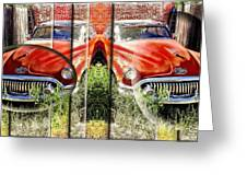 Buick Eight Eight Buick Greeting Card