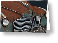 Buick Electra Greeting Card