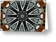 Buick Kaleidoscope Greeting Card