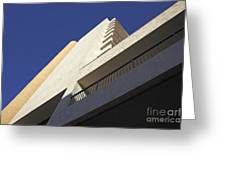 Building Abstract Greeting Card