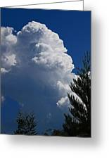 Building Cumulus Greeting Card