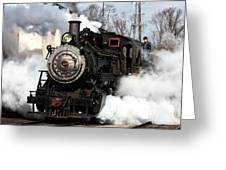 Building Steam Greeting Card