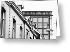 Buildings In Maastricht Greeting Card