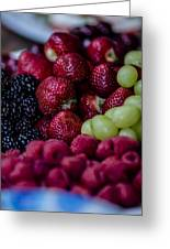 Bundle Ole Fruit Greeting Card
