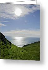 Bunglass - Donegal Ireland Greeting Card