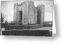 Bunratty Castle - Ireland Greeting Card