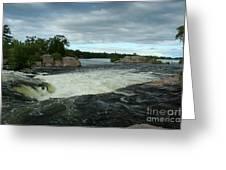 Burleigh Falls Greeting Card