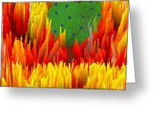 Burning Bush Greeting Card