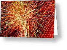 Bursting In Air Greeting Card