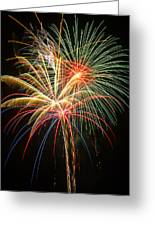 Bursting In Air Greeting Card