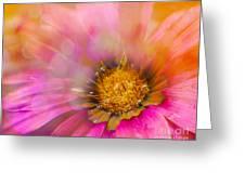 Bursting Greeting Card