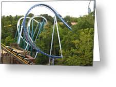 Busch Gardens - 12121 Greeting Card