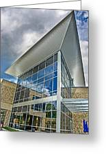 Business Building Greeting Card