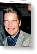 Buster Poindexter 1988 Greeting Card