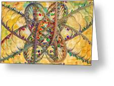 Butterfly Concept Greeting Card