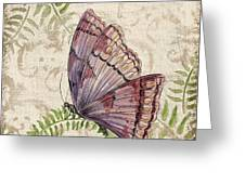 Butterfly Daydreams-b Greeting Card