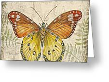 Butterfly Daydreams-c Greeting Card