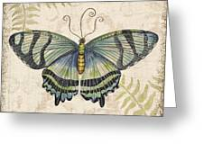 Butterfly Daydreams-d Greeting Card