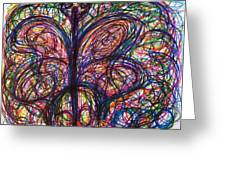 Butterfly Friends Greeting Card