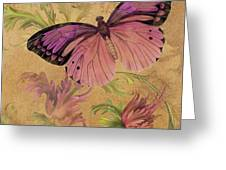 Butterfly Inspirations-d Greeting Card