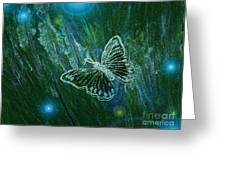 Butterfly Magic By Jrr Greeting Card