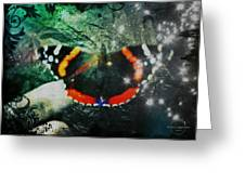 Butterfly Magick Greeting Card