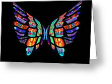 Butterfly Phoenix Greeting Card