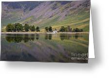 Buttermere Dawn Greeting Card