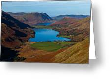 Buttermere View Greeting Card