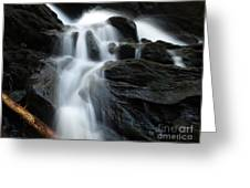 Buttermilk Falls Greeting Card by Frank Piercy