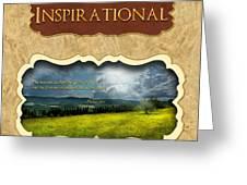 Button - Inspirational Greeting Card
